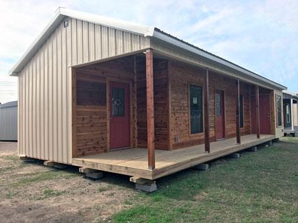 campbell portable buildings :: texas portable buildings :: cabins PLBYMUM