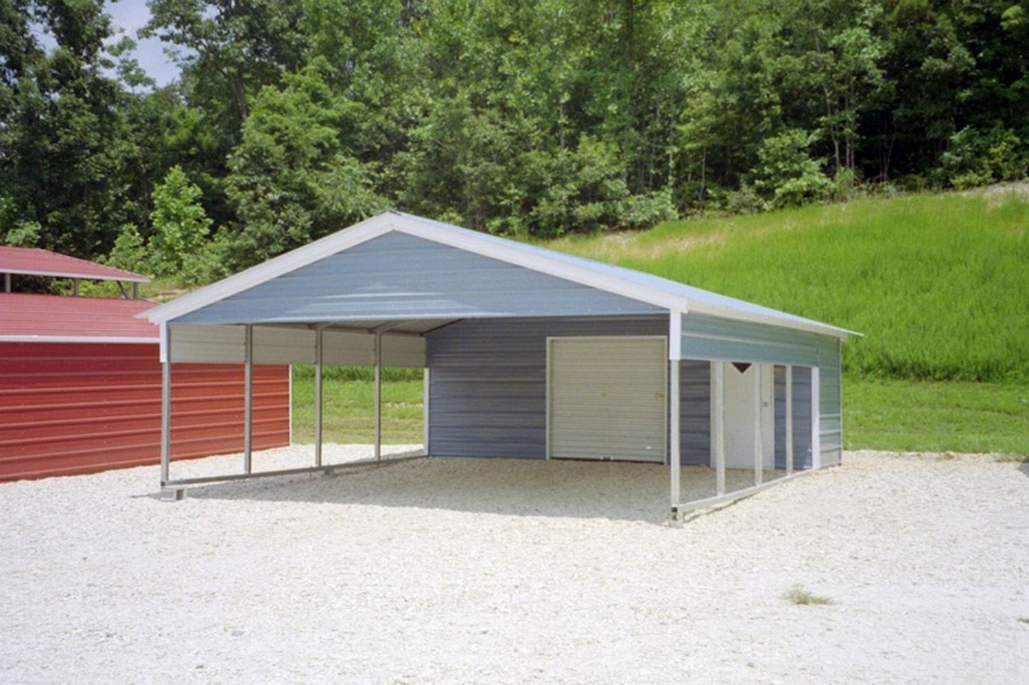 carport kits combo garage carport RLHNEWT