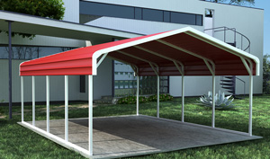 carport kits RAWNBDO