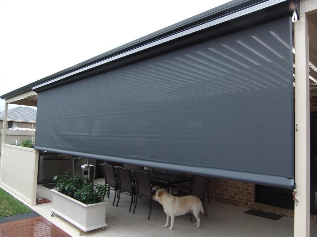 choosing outdoor blinds u2026 TQJXDZV