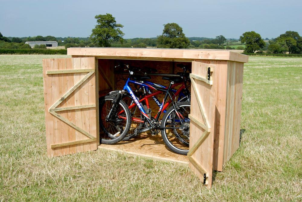 classic bike shed HUYBICP