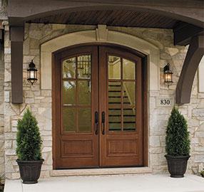 classic. classic collection wood front doors ... MDOWQDI