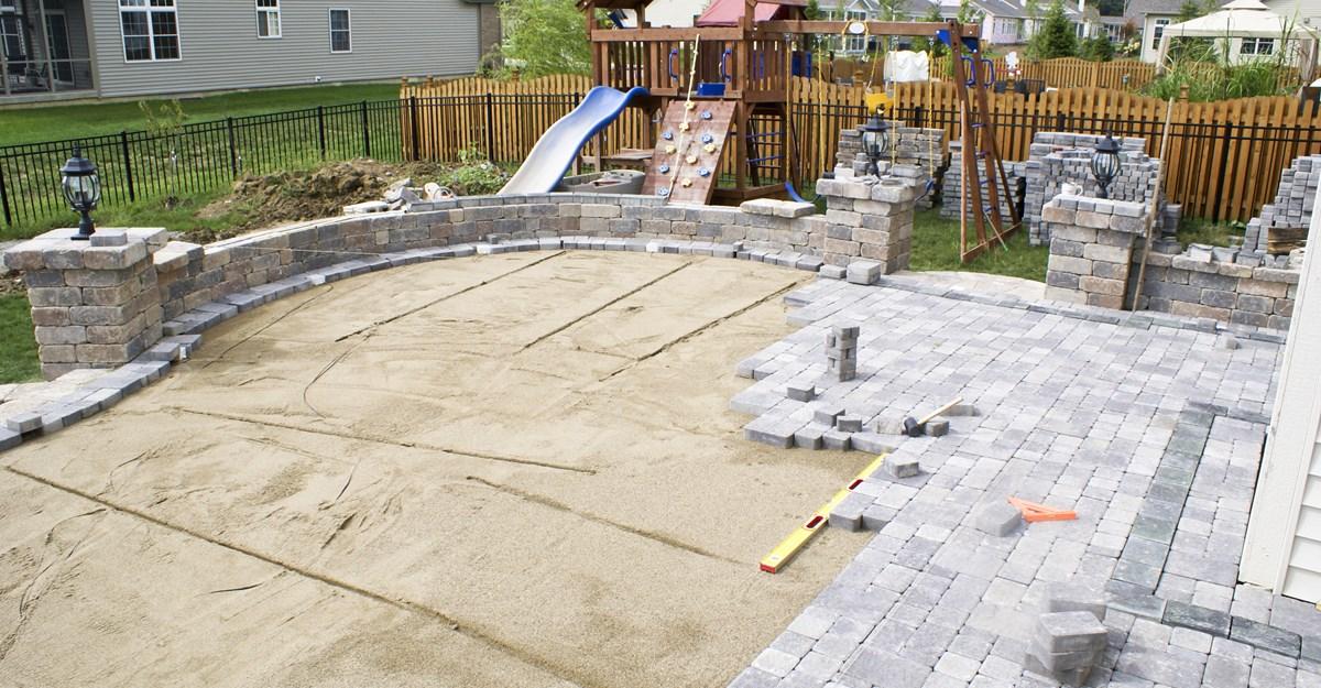 concrete pavers paver installation site concretenetwork.com , AYQUYRT