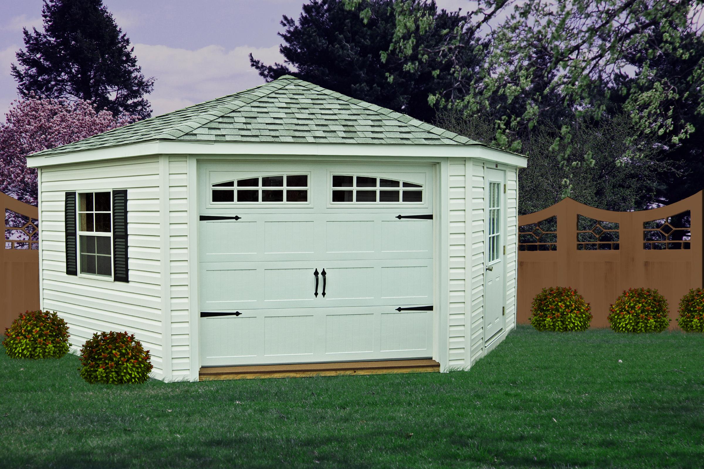 corner shed CVQRGTP