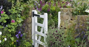 cottage garden 9 cottage style garden ideas - gardening ideas MVBLXAJ