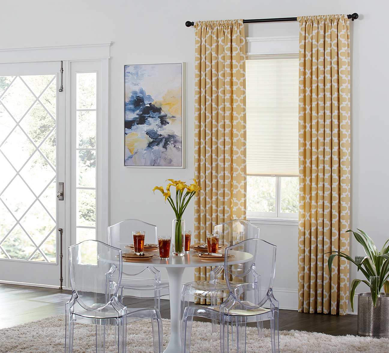 custom curtains blinds.com easy rod pocket drapery SZQPUPZ