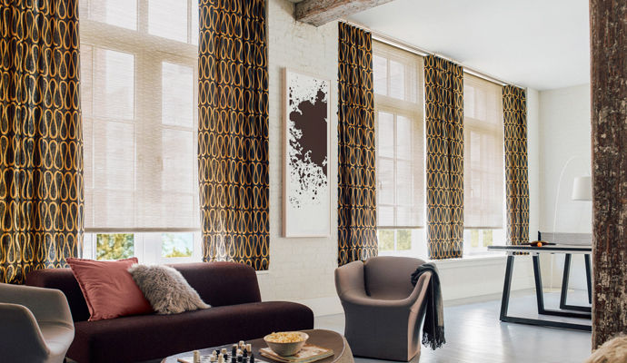 custom curtains ripple fold drapes IZXRQMK