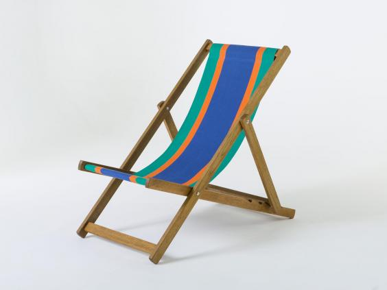 deck chairs the southsea deck chair: £109, houseology GJKIHCR