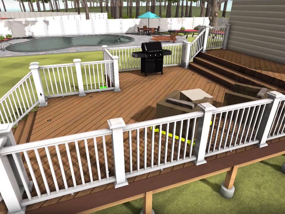 deck designs all new online deck designer 03:28 RLJHRVO