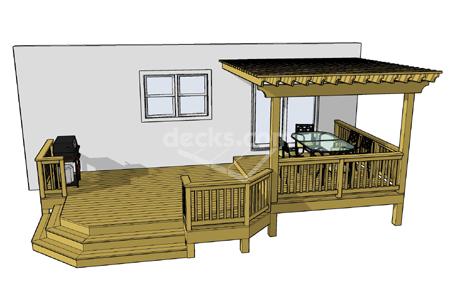 deck designs decks.com. free plans BOXOWSZ