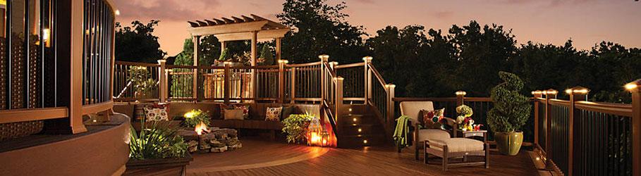 deck lighting GSUCMEW