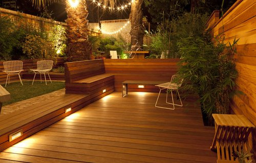 Installing Decking Lights