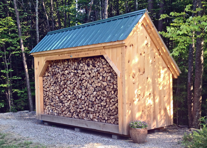 designed to hold four cords of wood, this wood shed is our most popular u0026 UHGFJGR