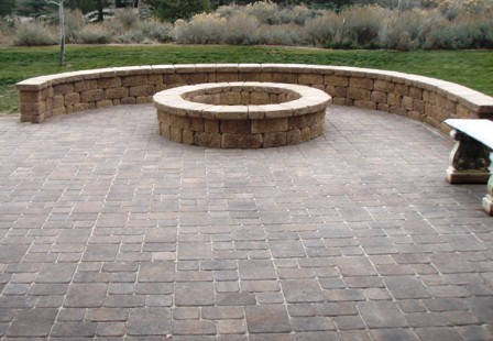 different types of patio pavers EHCJZVZ