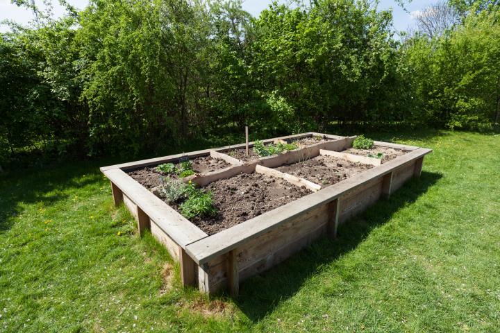 diy raised garden beds ZTSXDQC