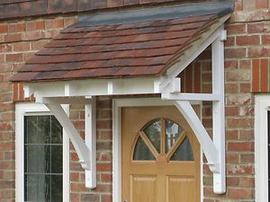 door canopy details about period timber canopy, cottage style front door porch, door  canopy kits cos128/60 GLXLBBM