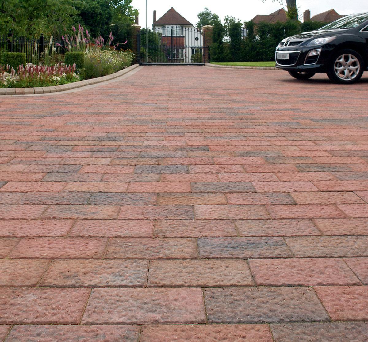 driveline elise block paving - brindle LYRKOSR