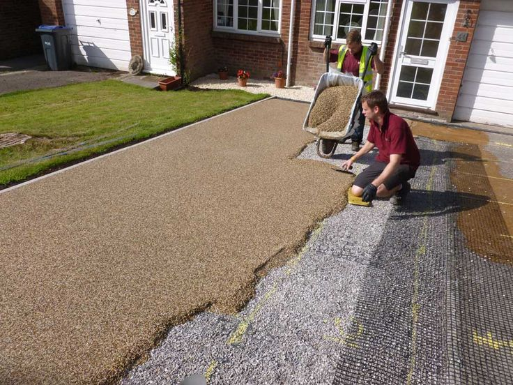 driveway ideas permeable driveway materials | ... leading manufacturer of resin bound  surfaces and permeable paving RIMAGCM