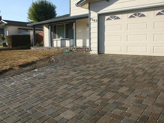 driveway pavers brown concrete pavers site br landscapers, concrete u0026 pavers pleasanton, ... YUUDRAE