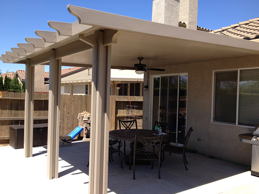 Remarkable Ideas For Patio Covers - yonohomedesign.com on Patio Cover Ideas id=11893