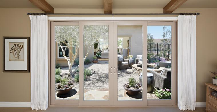 energy star and beyond. montecito series patio doors ... GRHIBTY