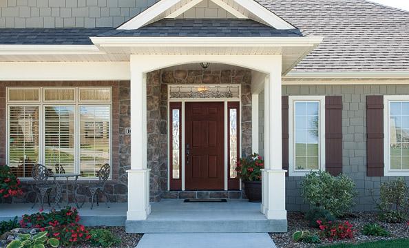 entry doors pella fiberglass or steel entry door VWIQCJB