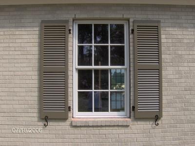 exterior shutters heavy duty exterior louvered shutter LELGZBK
