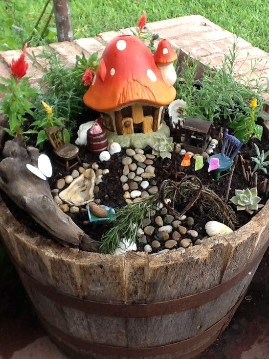 fairy garden 347 best images about fabulous fairy gardens on pinterest | gardens, fairy  gardening and RCWHDOO