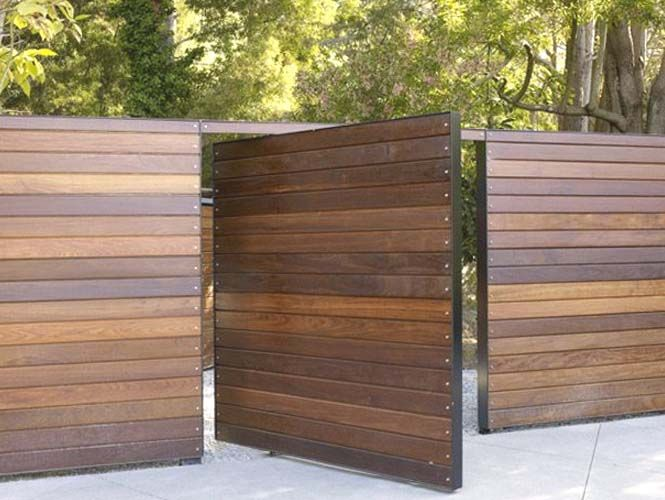 fence designs apartments wood fence design KZFJPUT