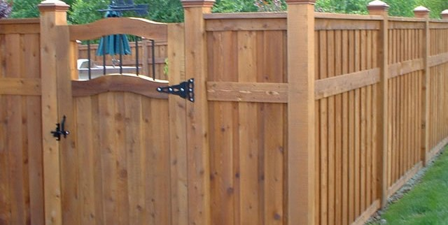 fence designs privacy fence paradise restored landscaping portland, or DIEIVEY