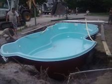 fiberglass pools inground fiberglass pool shells 14x30x6 $11,900 color choices available  save$$$$ BJGZJKU