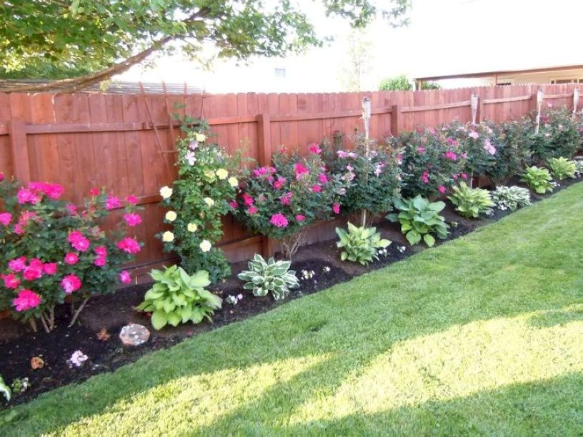 fresh and beautiful backyard landscaping ideas 33 WOWKERB