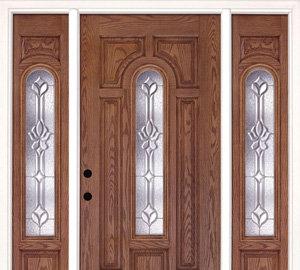 front doors fiberglass doors VPDWMIM
