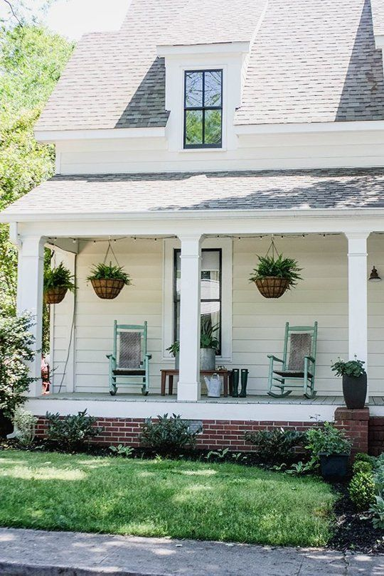 front porch ideas 25+ best ideas about front porches on pinterest | front porch remodel,  craftsman live plants and OGGFSFW