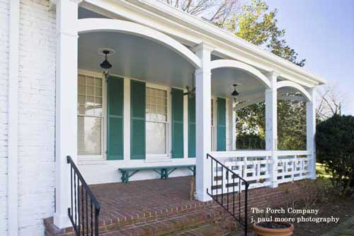 front porch ideas enjoy these front porch designs (courtesy of the porch company) QISPAUC