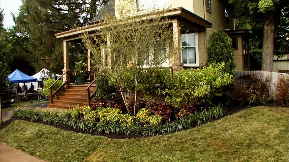 front yard landscaping ideas | diy TGPQRQG