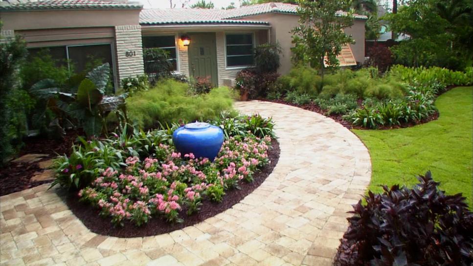 front yard landscaping ideas | diy ZMFMBIM