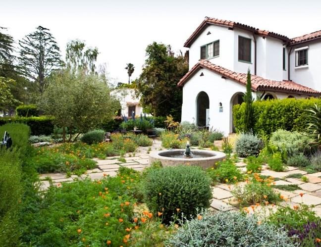 front yard landscaping joseph marek landscape architecture - santa monica, ca. small front yard  design front ... BNKYVZZ