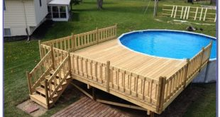 full image for impressive above ground pool deck plans 43 above ground pool  deck UMIELYG