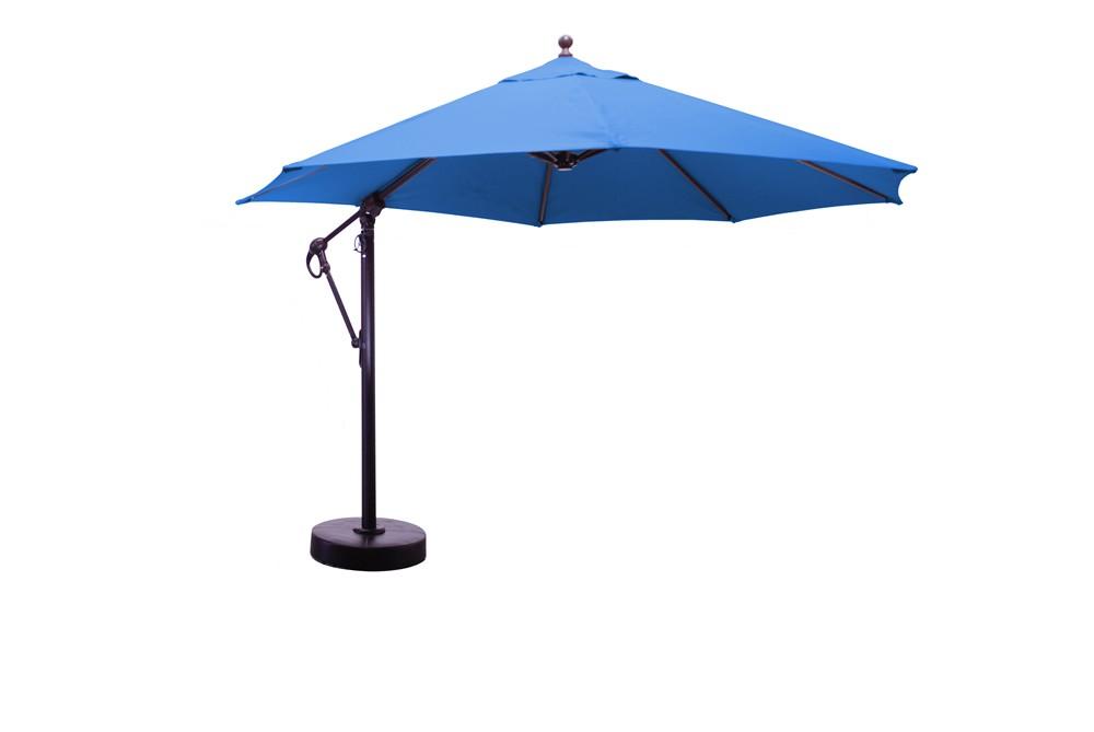 galtech international 887 series 11u0027 cantilever umbrella GEXQCHP