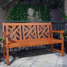 garden benches wyndham outdoor eucalyptus garden bench SYTHSUE