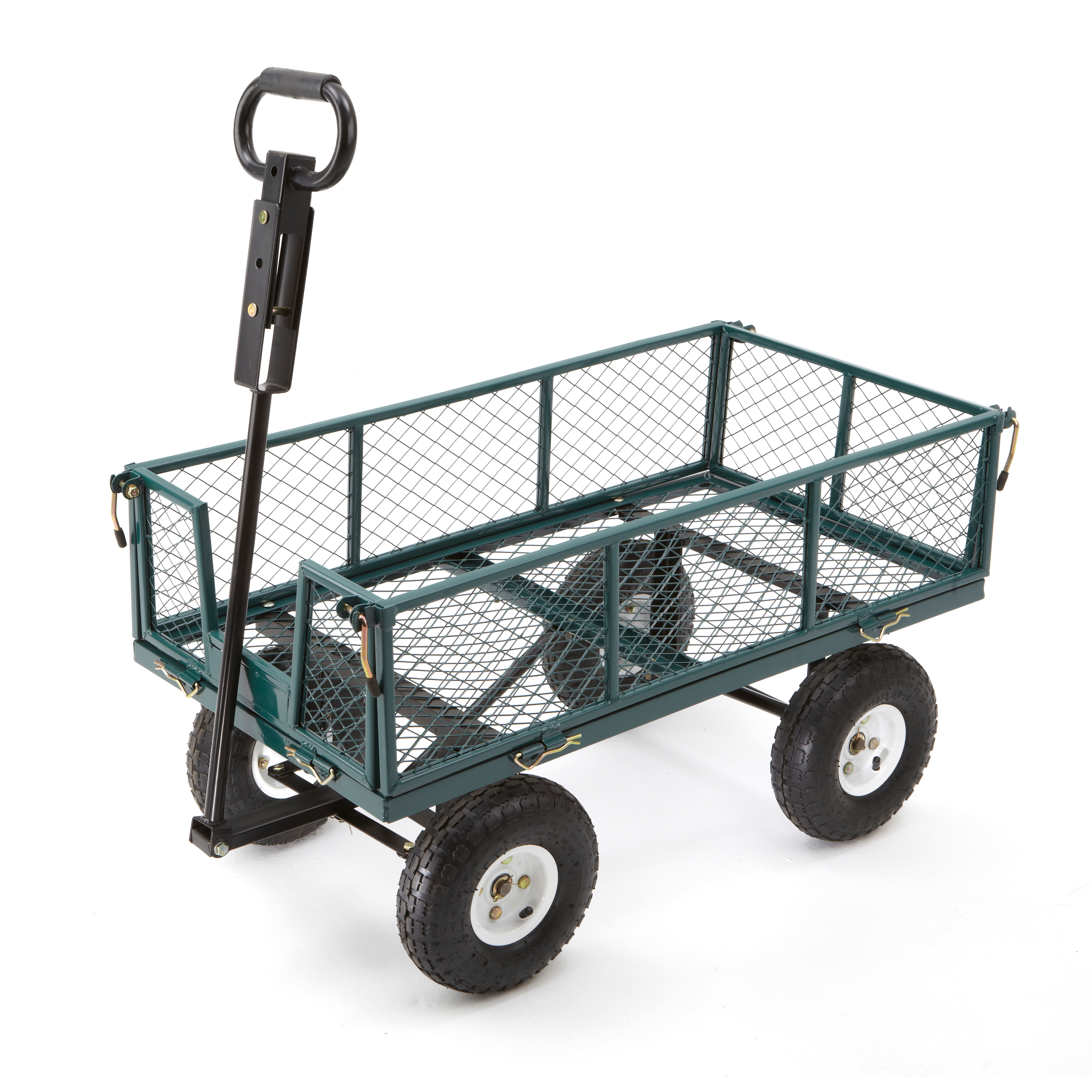 garden cart gorilla 2-in-1 utility cart LJDMCXI