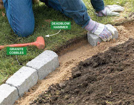 garden edging best 25+ lawn edging ideas on pinterest | best lawn edger, diy landscaping  ideas and garden HNTZJAQ