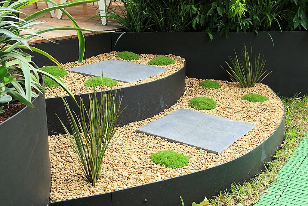 garden edging ideas for back yard | teresasdesk.com | amazing home decor  2017 TDCVLXD