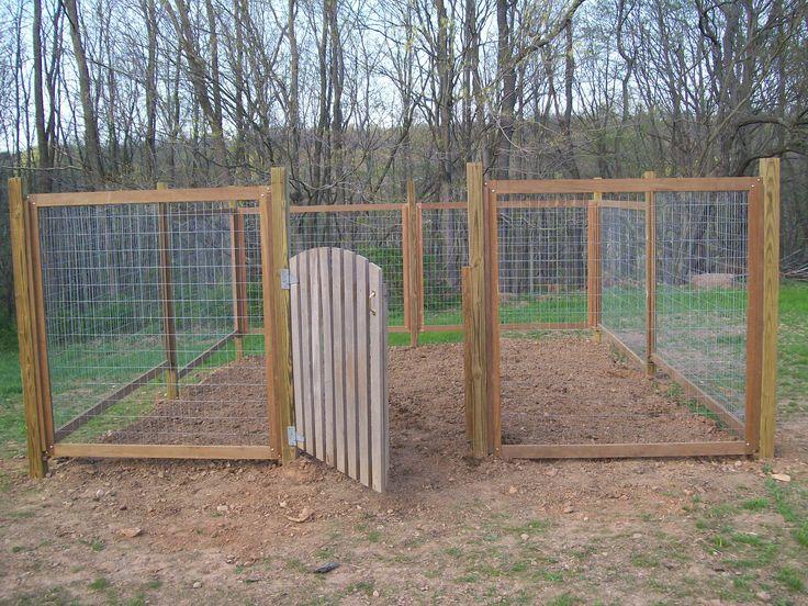garden fence fence for our vegetable garden EJYFXBN