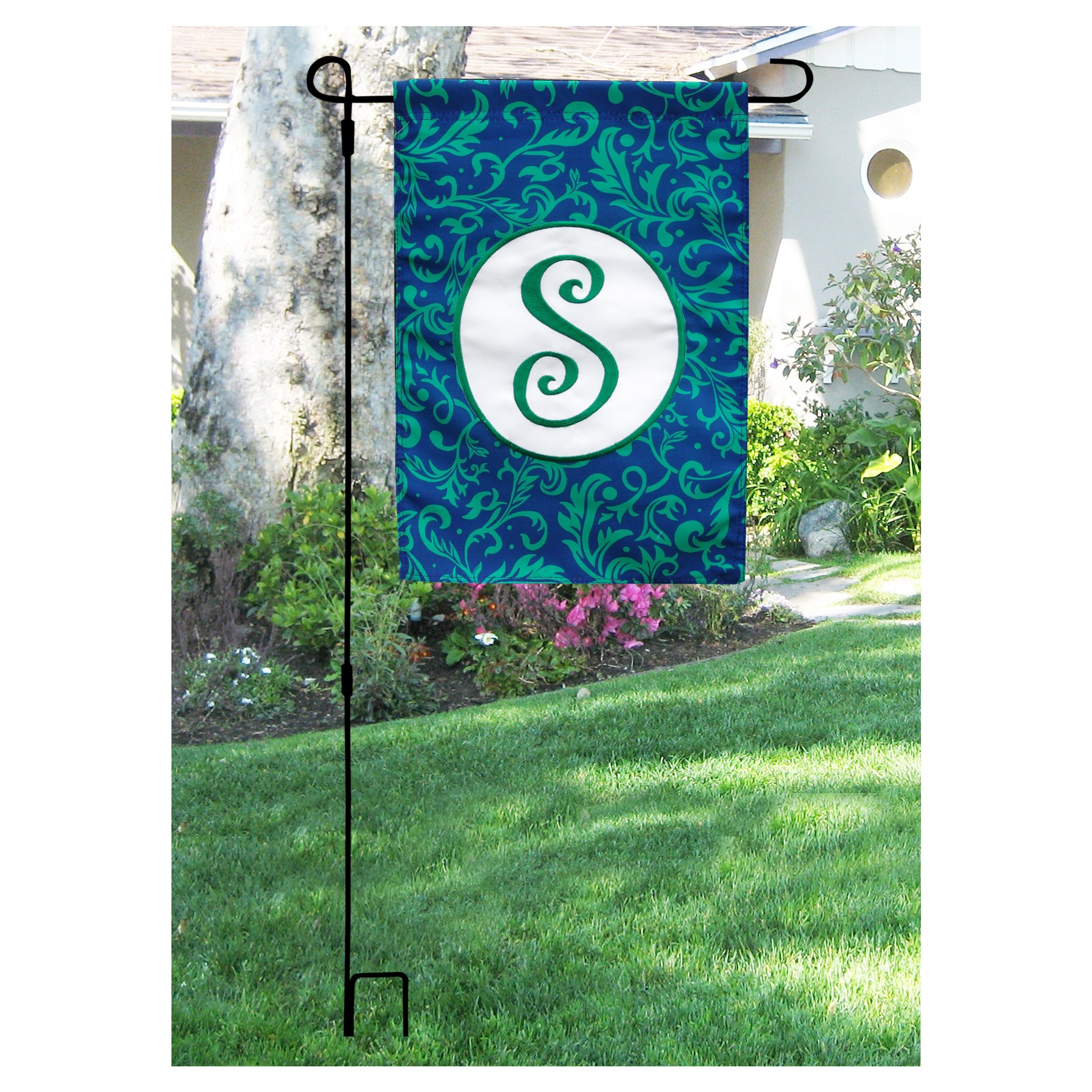 Garden flags worth going for