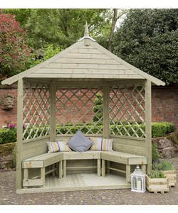 Garden furniture garden parasols and bases; garden benches and arbours KTPCEHY