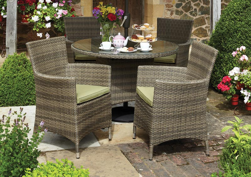 garden furniture sets tips to choose perfect garden furniture set BBFUFMB