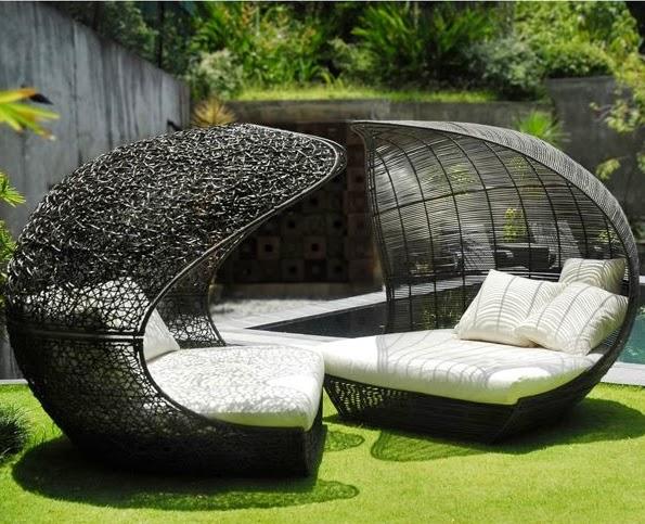 Garden furniture choices