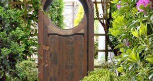 garden gates garden gate - woodburn abby garden gate design - gg318b RPFAEIV
